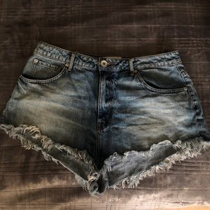Band Of Gypsies Collective: Denim Shorts (Riley)